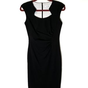Calvin Klein black dress size 2